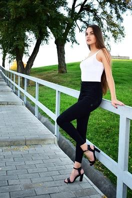 Азарова Ксения – глава сектора физической культуры и спорта