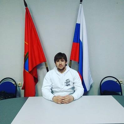 Скориков Владислав – глава сектора КВН