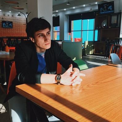 Адров Даниил – зам-ль главы сектора КВН