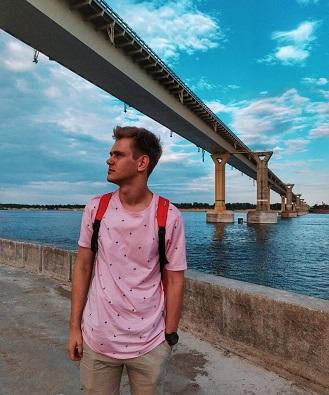 Железняков Илья – председатель студенческого совета